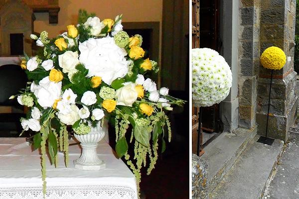 Matrimonio Giallo E Azzurro : Decorazioni matrimonio giallo migliore collezione