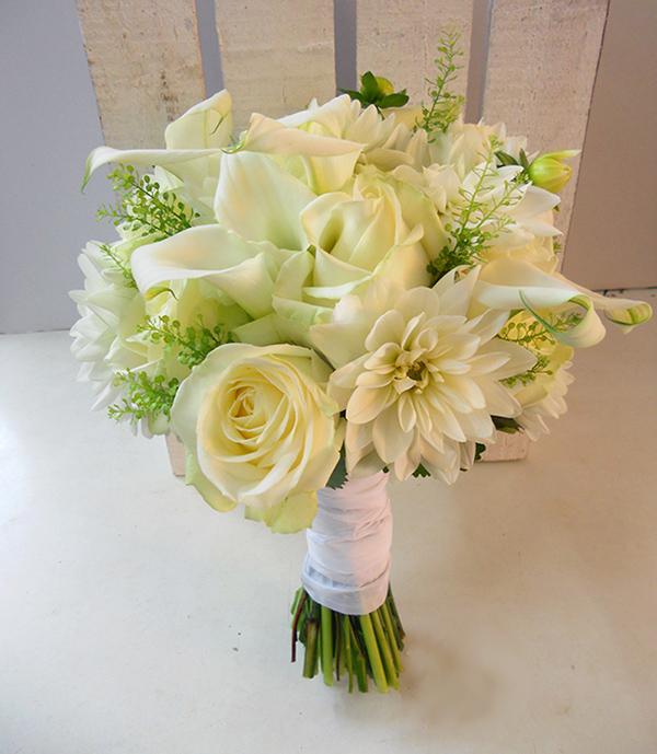 bouquet dalie calle