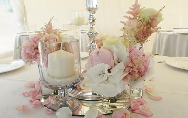 Matrimonio Shabby Chic Vintage : Matrimonio vintage in rosa pastello la gardenia