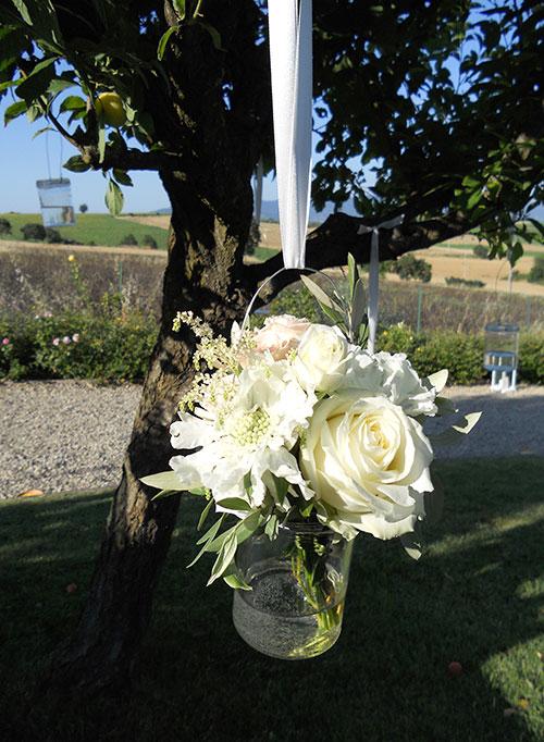 vasetti fiori sospesi
