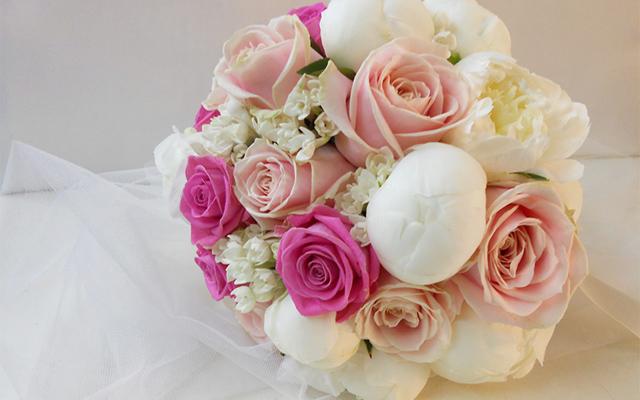 Matrimonio In Rosa E Bianco : Matrimonio nelle sfumature del rosa e fucsia