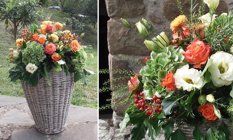 Matrimonio Rustico Chic : Matrimonio d autunno in stile rustico la gardenia