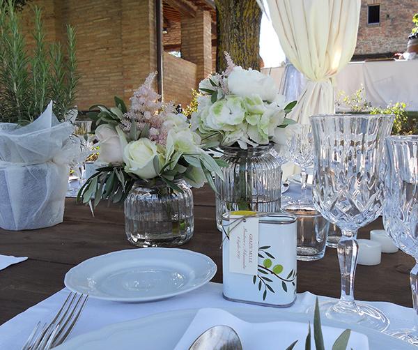 Matrimonio Country Chic Emilia Romagna : Eccellente vasi centrotavola matrimonio in pineglen