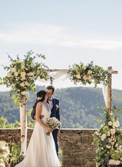 fiori matrimonio Montelucci
