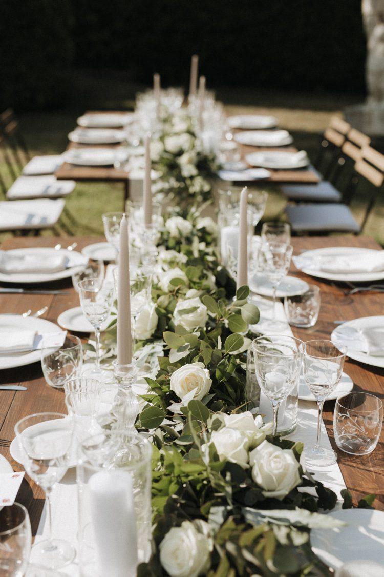 borgo corsignano wedding flowers
